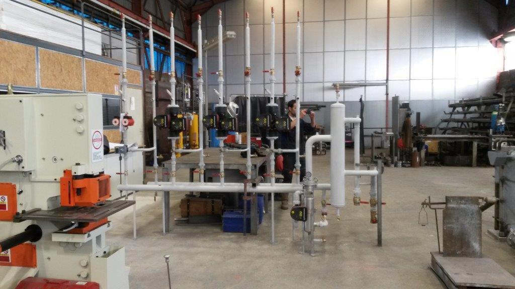 ducré sous-station_prefabrication-atelier
